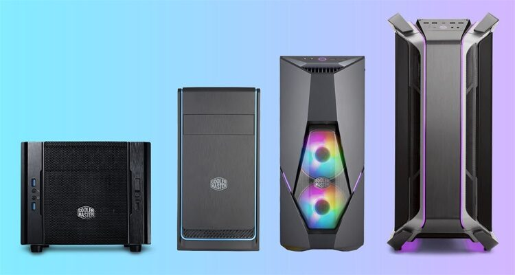 Types of PC cases