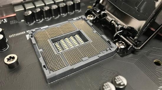 Intel sockets