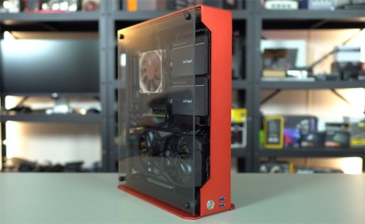 Mini-ITX PC case