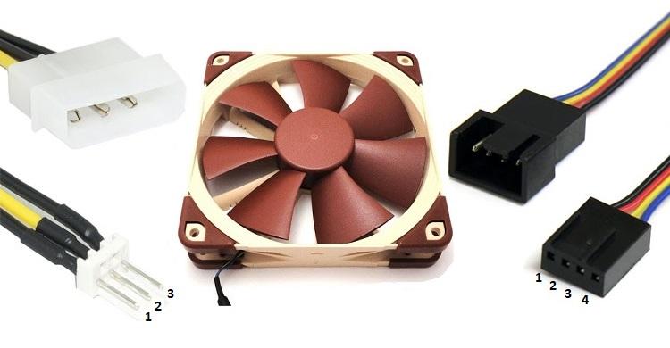 3 Pin Vs 4 Pin Fan