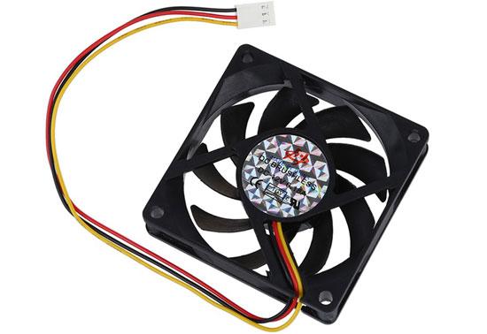 3 pin fan