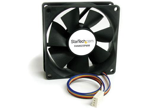4 pin fan